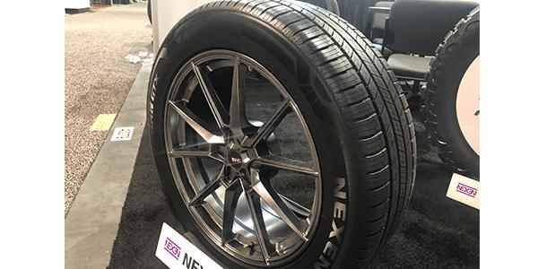 nexen tire launches roadian gtx