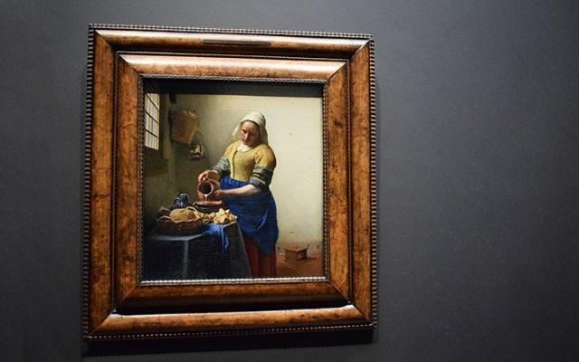 Artwork in the Rijksmuseum, Amsterdam