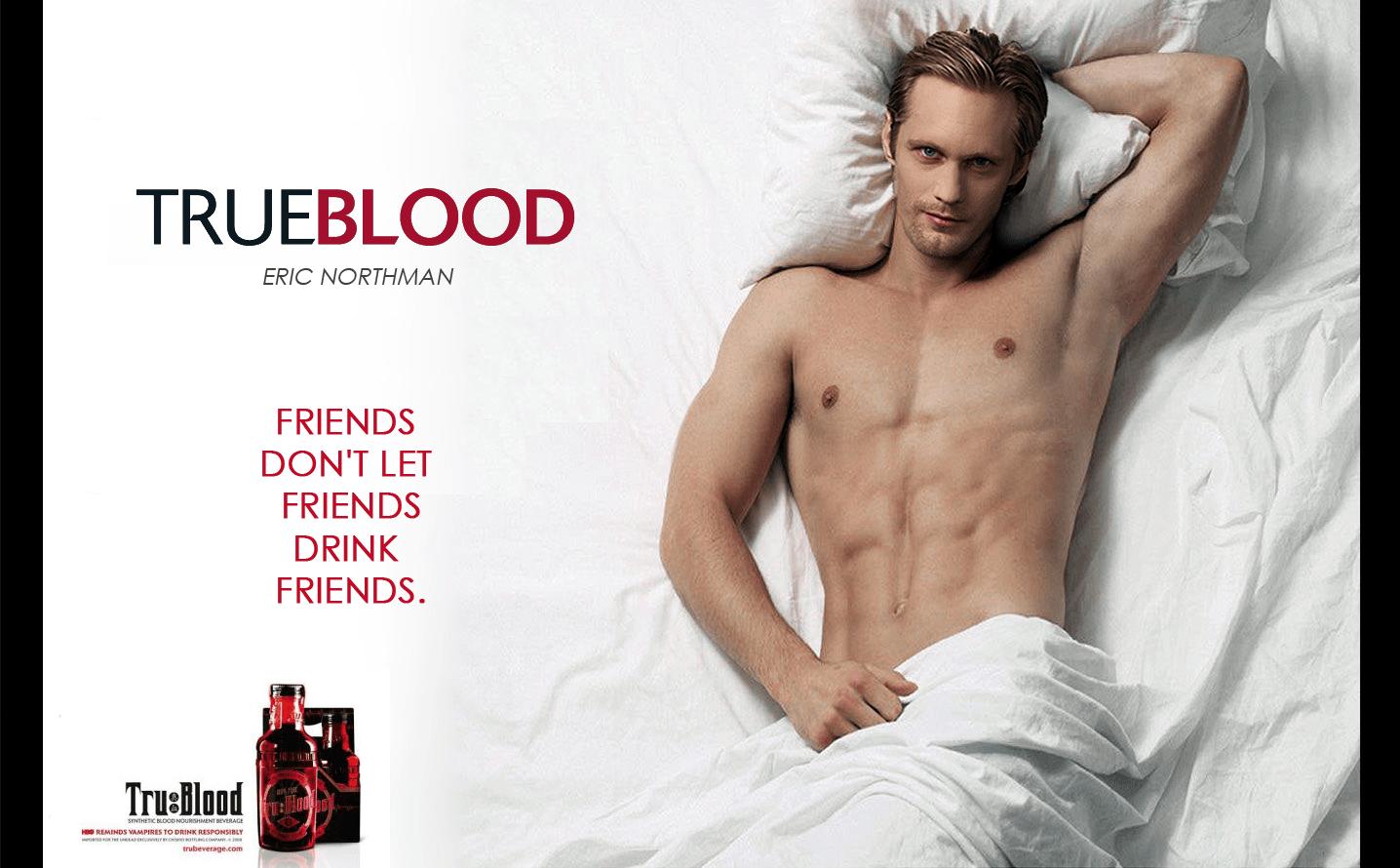 True Blood Eric Northman by ilovedrigo 4 ever