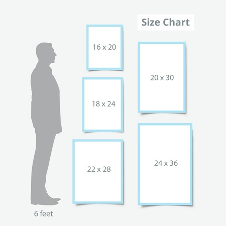 sign size chart crian