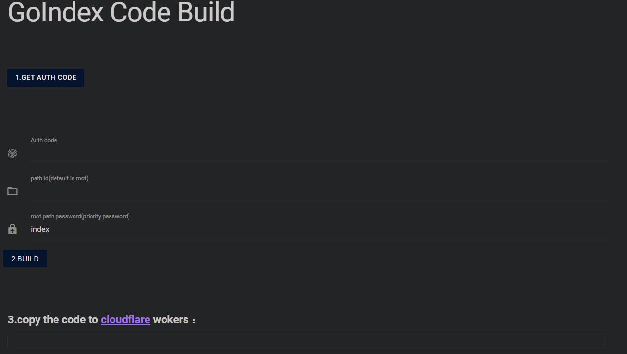 免费使用cloudflare workers直接下载google drive文件免工具