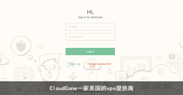 CloudCone一家美国的vps提供商