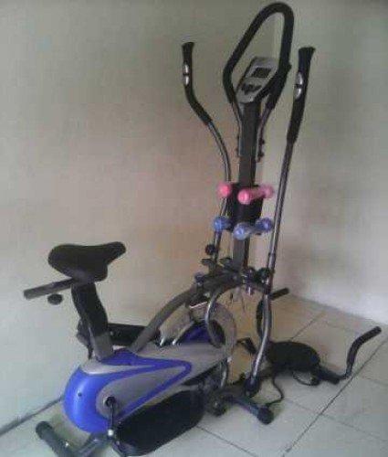 Jual Alat Fitness Sepeda Statis Orbitrack 5in1 di lapak ...