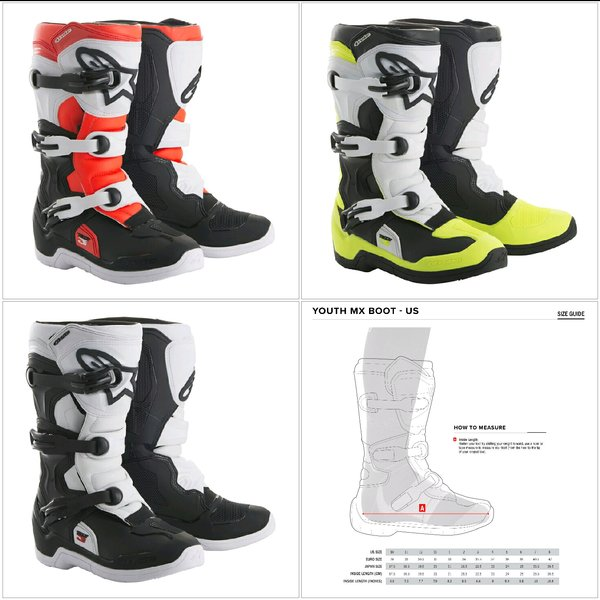 alpinestars tech 3s  youth  alpinestar tech 3 S