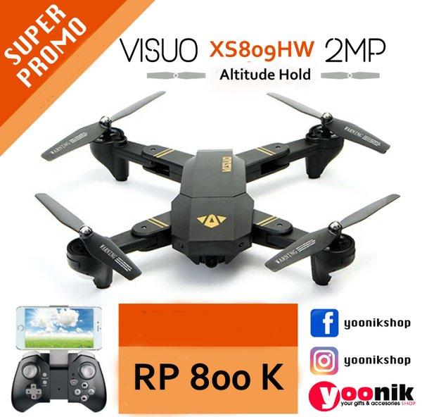 Perfect Drone VISUO 2MP DJI MAVIC CLONE