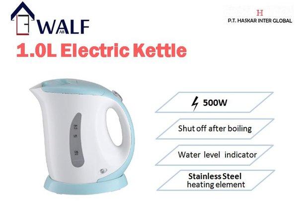 Electric Kettle Teko Ceret Pemanas Air listrik otomatis