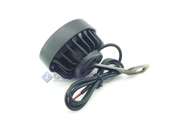 Best Seller Lampu Tembak Sorot Led Spion Motor Cree 4 Mata 12W 12V-24V Spotlight