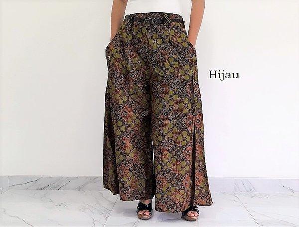 Celana Batik Kulot Panjang Karenina SM3