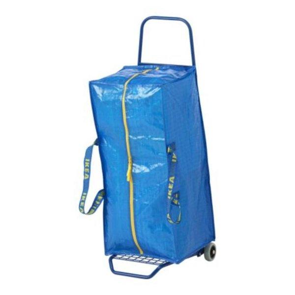 Best Seller Ikea Frakta Tas Untuk Troli Terali. Biru