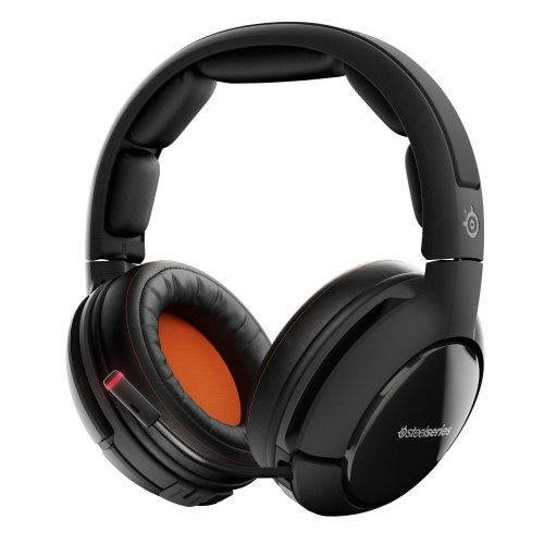 STEELSERIES HEADSET SIBERIA 800 WIRELESS GAMING HEADSET WITH DOLBY 7.1 SURROUND SOUND FOR PC/MAC PS3/4 XBOX 360 AND APPLE TV