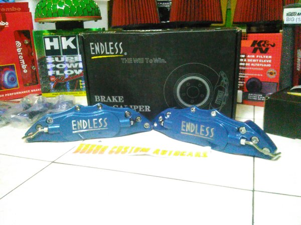 Cover rem endless besi