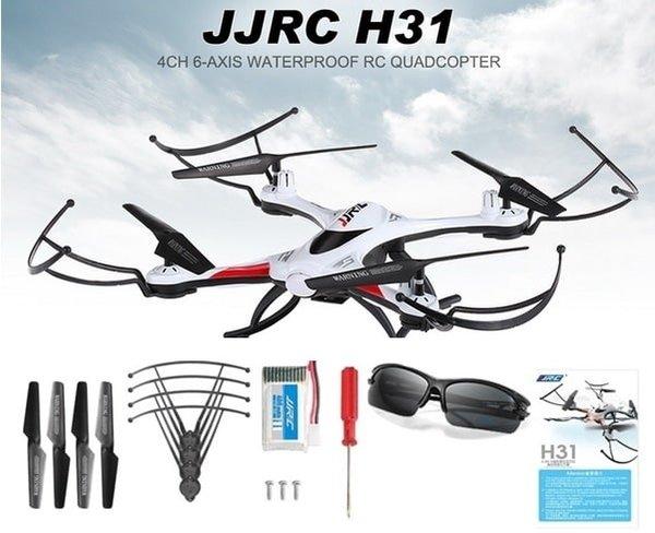 exclusive Drone Quadcopter Murah Untuk Pemula Mainan JJRC H31 RC One Key Return