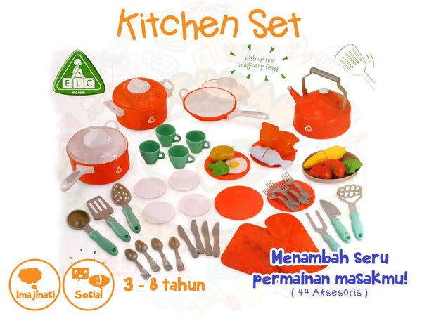 [ELC] Kitchen Set