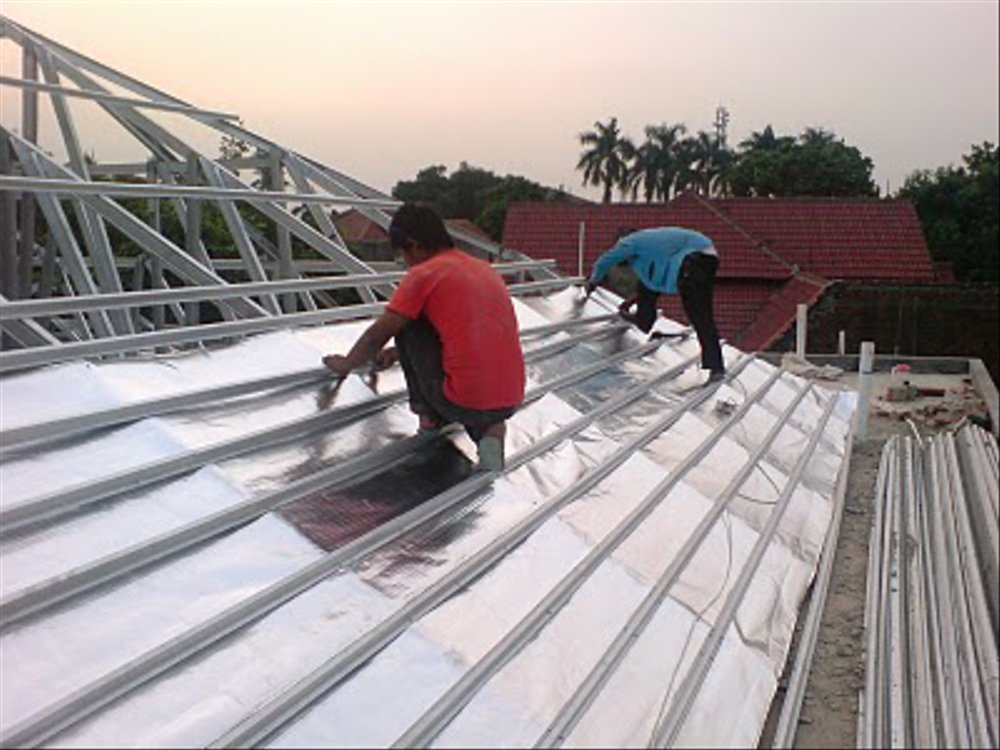 Image Result For Harga Jasa Pemasangan Atap Spandek
