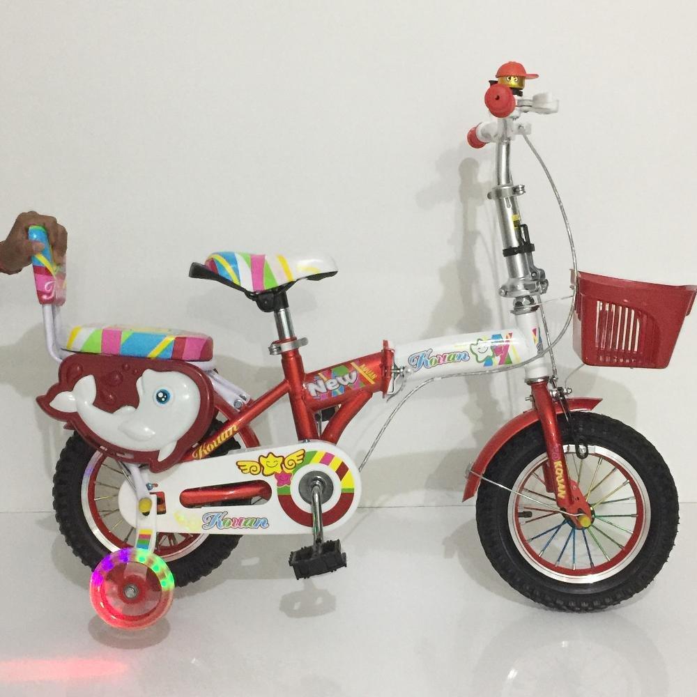 """Jual Sepeda Lipat Anak 12"""" LKF121 Untuk Anak Perempuan di ..."""