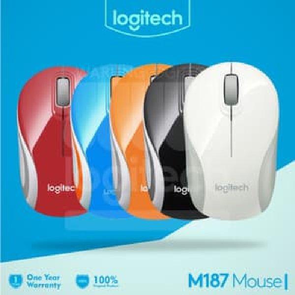 sALe MURAH Logitech M187 Mouse Mini Nirkabel