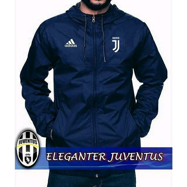 JAKET ELEGANTER WATERPROOF JUVENTUS