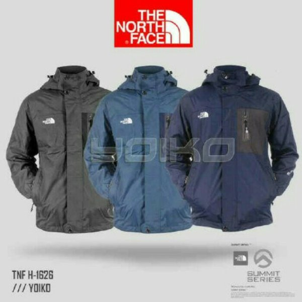 Jaket Gunung / Outdoor The North Face H 1626 Summit Series