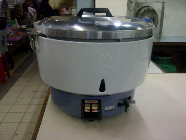 Rinnai RR-50A Gas Rice Cooker masak nasi kapasitas besar
