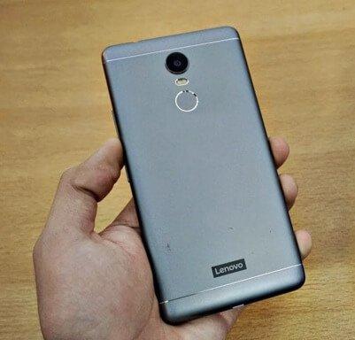 Lenovo Vibe K6 Note Smartphone BONUS