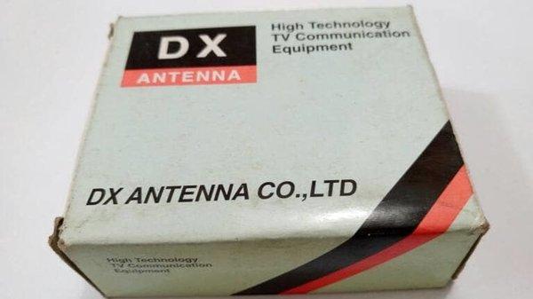paling murah DX Antenna BS.UV3 UHF VHF FM 3 Way Splitter 1 Input Antena 3 Output TV laris