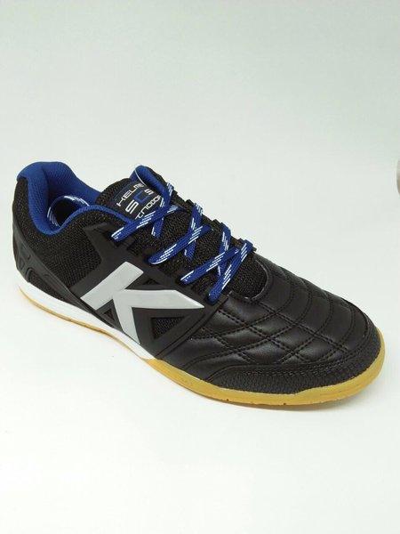 Baru Sepatu futsal kelme original Subito black new 2018