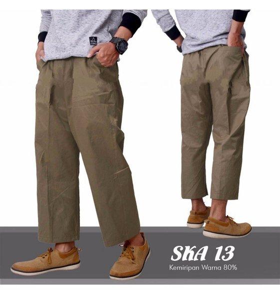 Celana Pria Muslim Sirwal SKA.13