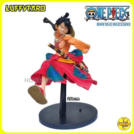 Action figure resin statue 16 one piece monkey d luffy gear 3 wano. Jual Produk Figure One Piece Wano Termurah Dan Terlengkap September 2021 Bukalapak