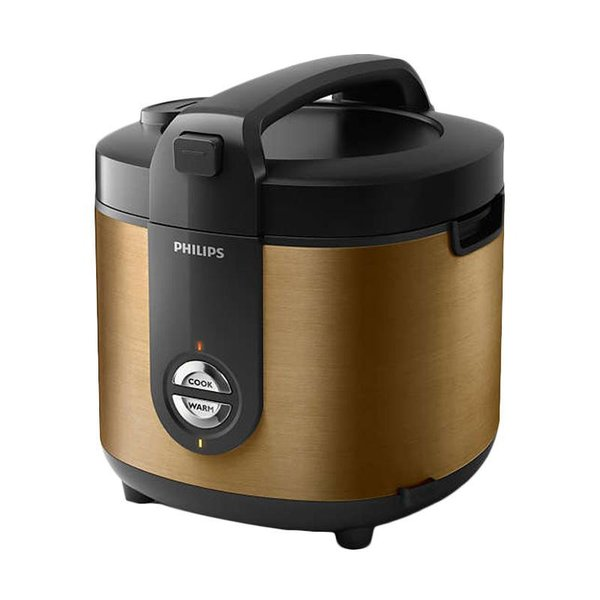 Philips Rice Cooker HD 3128 Stainless Steel