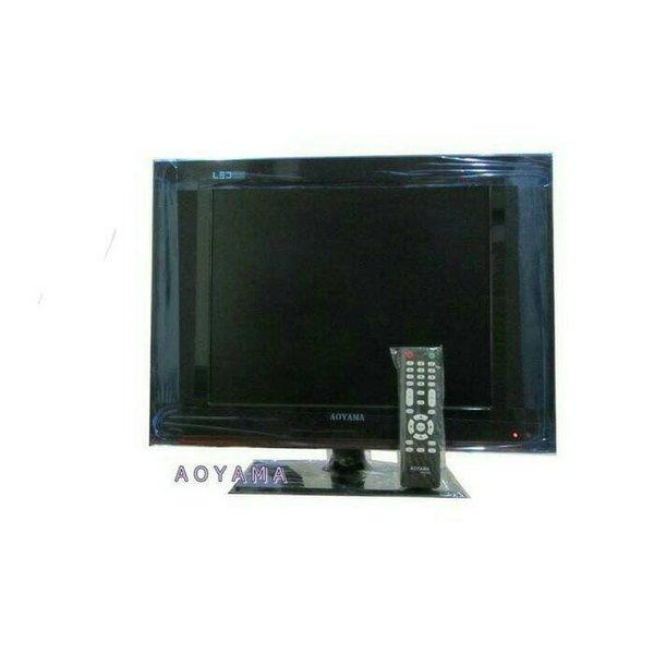 Promo tv led Aoyama 17  HDMI VGA bonus antena dalam  Murah