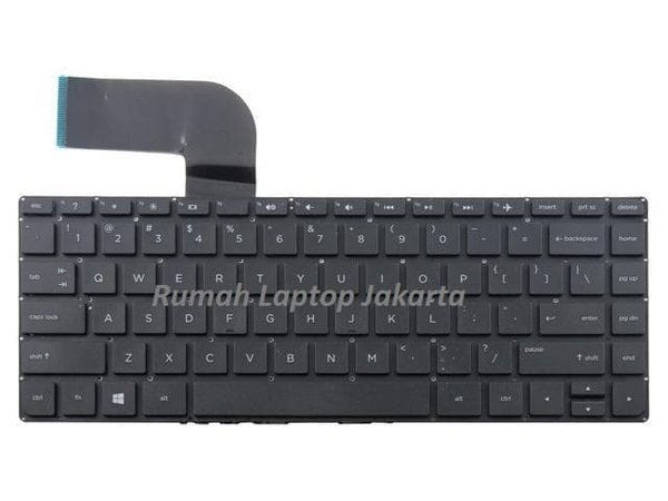 Spare Part Laptop Keyboard Laptop HP Pavilion 14-V204TU 14-V204TX 14-V205TU 14-V204LA