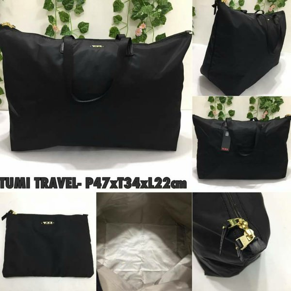 TAS TUMI TRAVEL BAG GRADE ORI