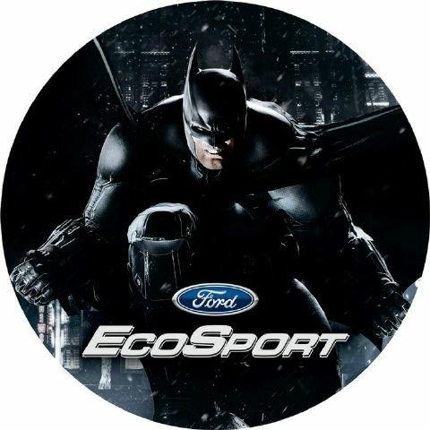 COVER BAN untuk mobil EcoSport ford batman