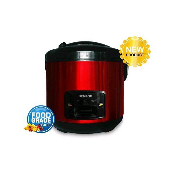 Rice Cooker 1.8 Liter 5 in 1 Denpoo DMJ199SP