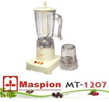 Blender & Juicer Maspion BLENDER MT - 1207  Plus MILL maspion