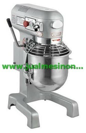 Mixer MESIN PENGADUK ADONAN ROTI BERDIRI  atau  STANDING MIXER PLANETARY 30 LITER