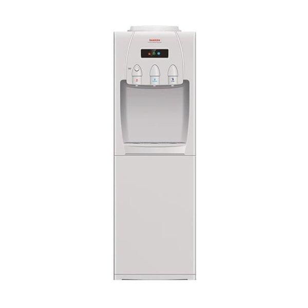 Dispenser Minuman Sanken HWD-760 Putih Stand Dispenser