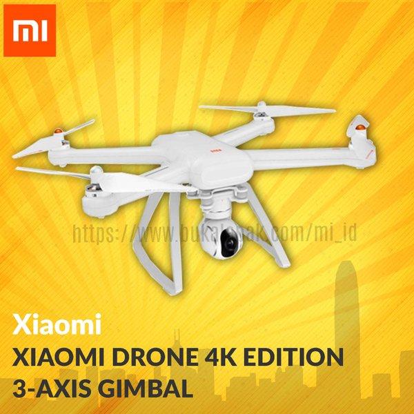 XIAOMI DRONE 4K FPV 3-AXIS Gimbal