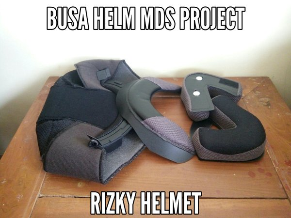 Busa Helm MDS PROJECT 1 set