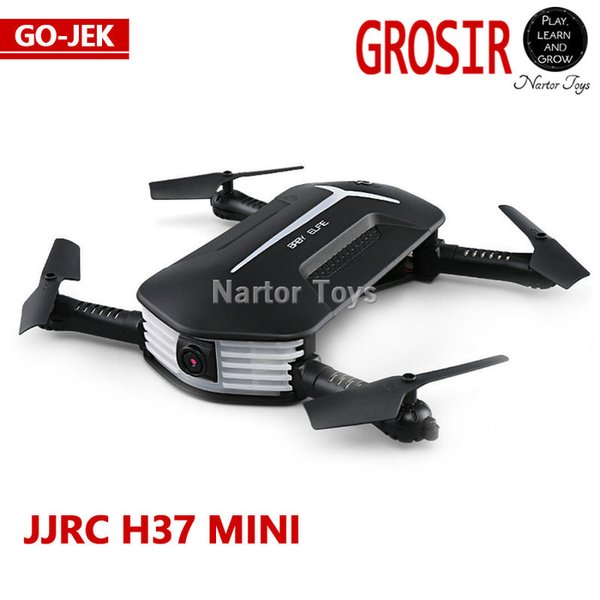 JJRC H37 Mini Baby ELFIE Foldable Pocket Mini RC Selfie Drone