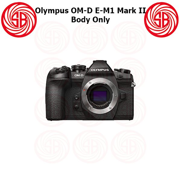Kamera Olympus OMD EM 1 Mark II Body Only - Camera OM-D E-M1 Mark 2 BO