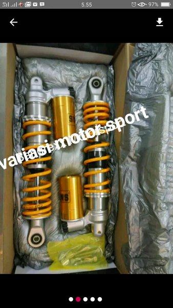 shockbreaker tabung ohlins yamaha nmax original
