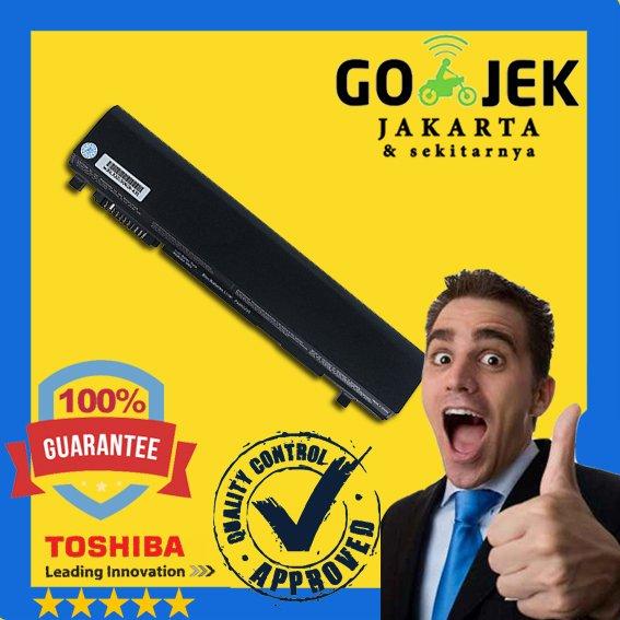 Baterai Laptop TOSHIBA PORTEGE R700 R705 R830 R835 Satellite R630 R830 R845 R930 R935 Tecra R840