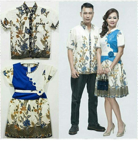 baju batik couple kebaya sarimbit .baju muslim couple family