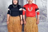 Pakaian Adat Papua Namanya