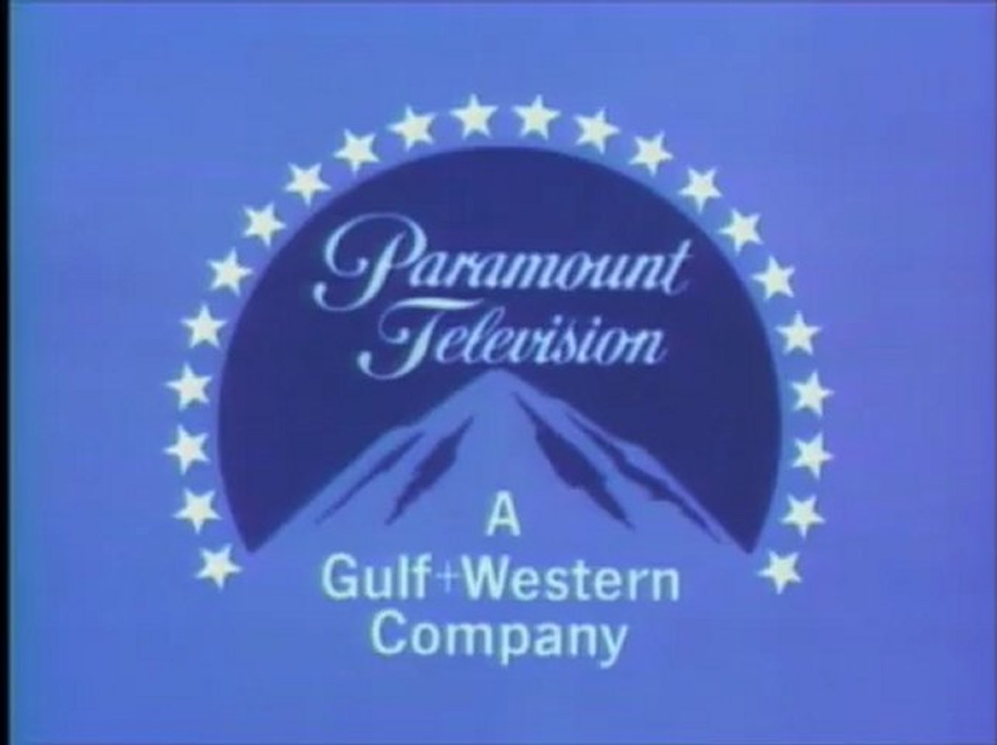 """In the famous script, and """"home video"""" Paramount Television 1986 Blue Mountain With Cgi Mountatin Music Video Dailymotion"""