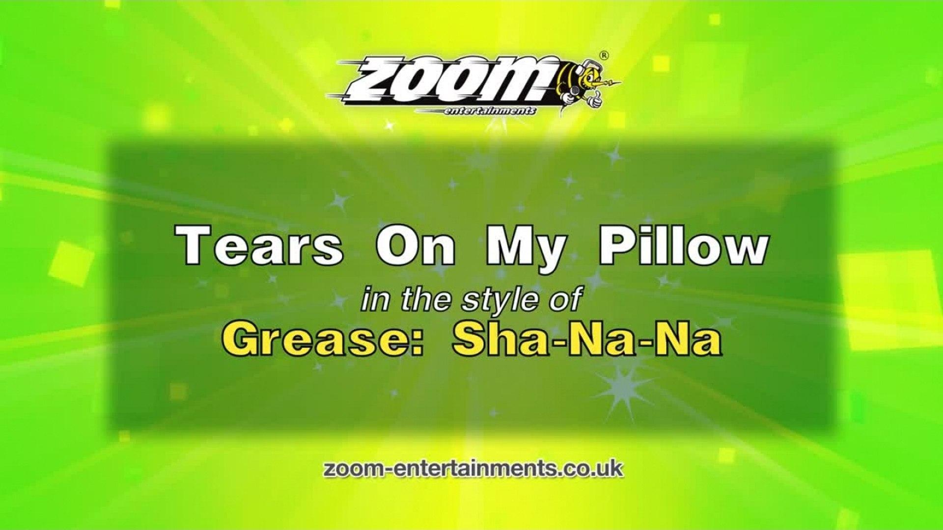 zoom karaoke tears on my pillow grease sha na na