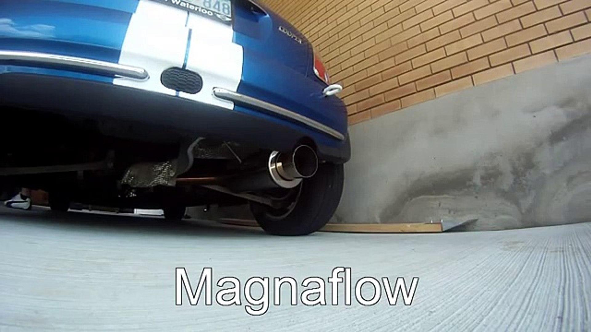 mini cooper r50 non s magnaflow exhaust