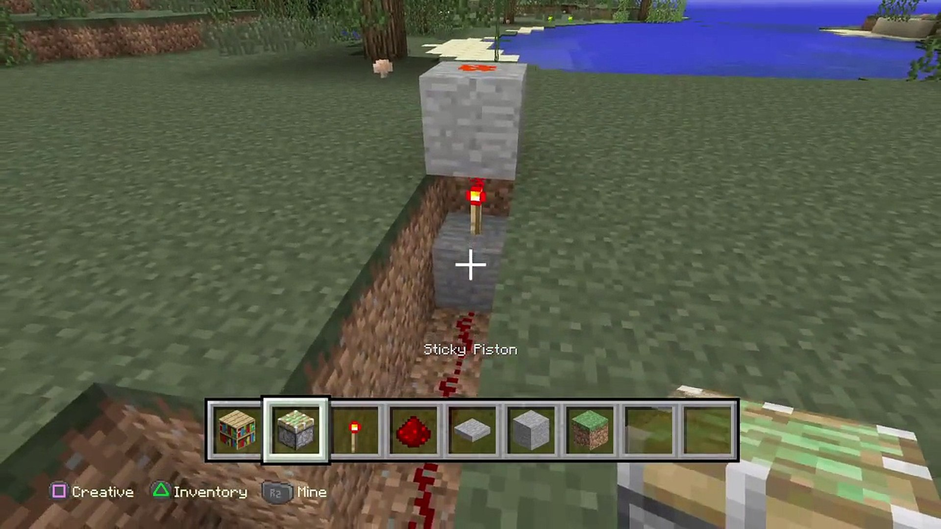 How To Create A Secret Bookcase Entrance In Minecraft