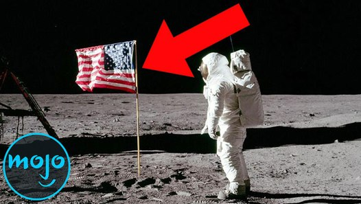 Top 5 Apollo 11 Moon Landing Conspiracies - video dailymotion